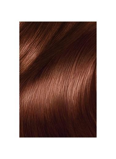 L'Oréal Paris Loreal Excellence Creme Saç Boyası 5.5 Kızıl Kestane Renkli